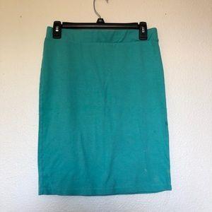 forever 21 pencil skirt